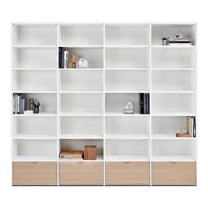 Bookcase 12 Deep Copenhagen Modern Bookcase Furniture Bookcase