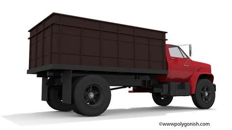c70 truck chevy c70 polygonish