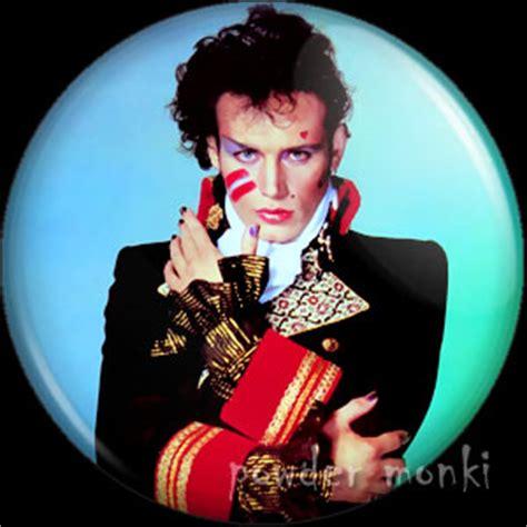 retro 1980 s album cover badges magnets powder monki
