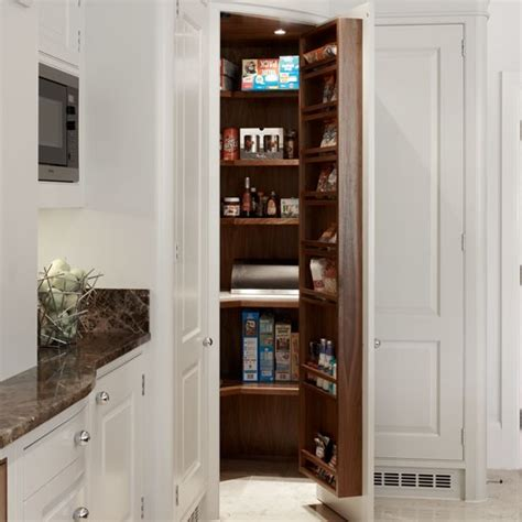 kitchen corner storage ideas corner larder from chamber furniture kitchen storage