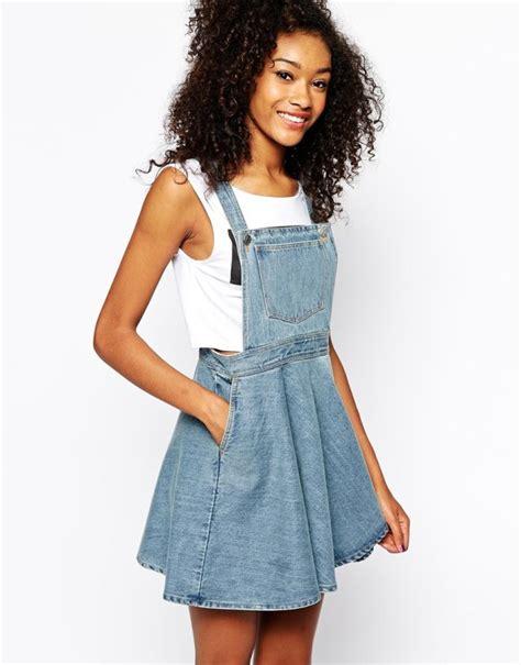 denim dress overalls images