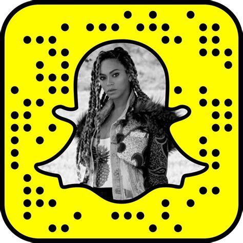 Find Out Who Are On Snapchat What Is Beyonc 233 S Snapchat Name