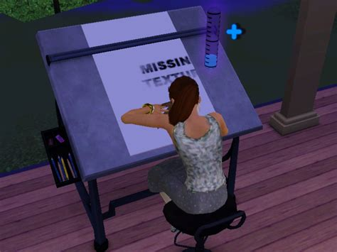Drafting Table The Sims Wiki Fandom Powered By Wikia Drafting Table Wiki