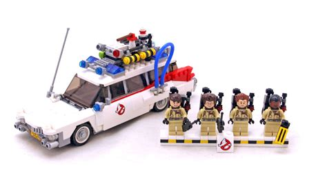 Lego Ghostbuster 21108 ghostbusters ecto 1 lego set 21108 1 building sets gt ideas