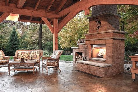 outdoor fireplace design ideas outdoor fireplace design