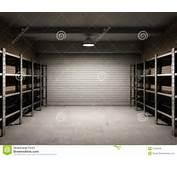 Empty Garage Royalty Free Stock Photos  Image 22362948
