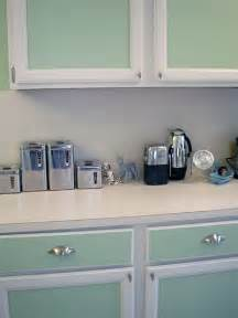 Diy How To Paint Kitchen Cabinets Diy Painting Your Kitchen Cabinets Popsugar Home