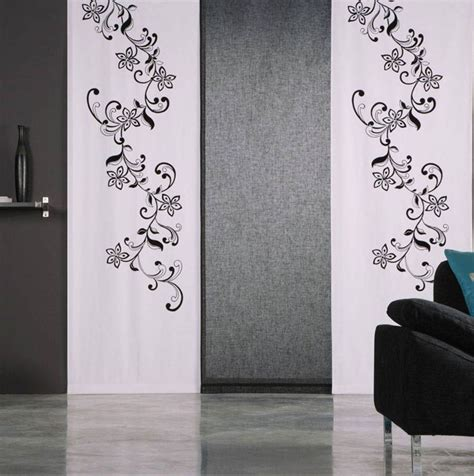 tende per interni a pannello 50 esempi di tende a pannello moderne per interni
