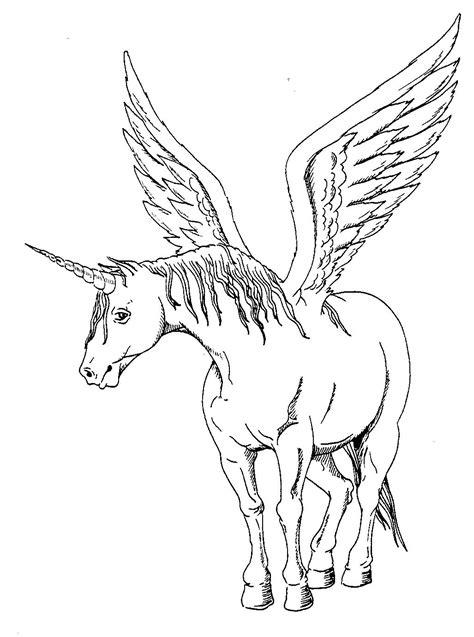 imagenes de unicornios para colorear unicornios dibujos www imgkid com the image kid has it