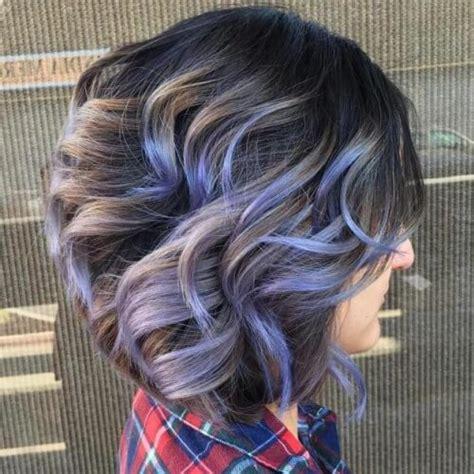 periwinkle hair highlights 50 fab highlights for dark brown hair hair motive hair