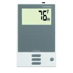 home depot electronics programmable thermostats thermostats the home depot