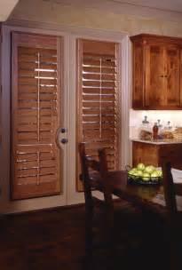 French Door Shutter Blinds - 15 brilliant french door window treatments