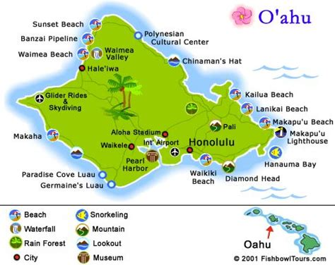 best printable driving directions 20 best images about hawaii oahu maps on pinterest