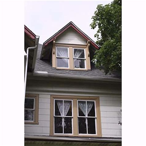 houses with dormer windows double hung dormer windows this old house