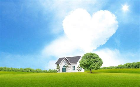 building your dream home 绿色护眼桌面壁纸下载 绿色清新大自然风景壁纸大全1440x900 电脑桌面壁纸下载 图片 背景 墙纸