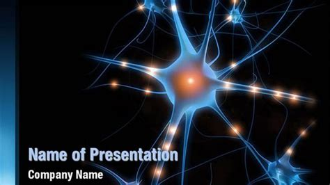 Nerve Cell Powerpoint Templates Nerve Cell Powerpoint Backgrounds Templates For Powerpoint Cell Powerpoint Template