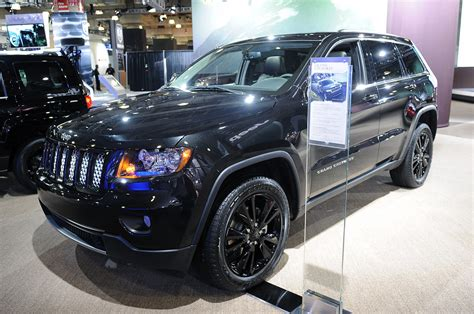 Grand Jeep Altitude Jeep Climbs To Higher Altitude With Murdered Out Specials