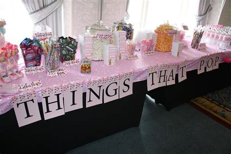 Decorating Ideas Baby Shower by Baby Shower Table Decorating Ideas