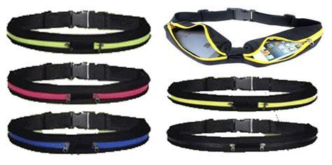 Harga Tas Pinggang Tentara tas pinggang model sporty anti air dan melekat dengan