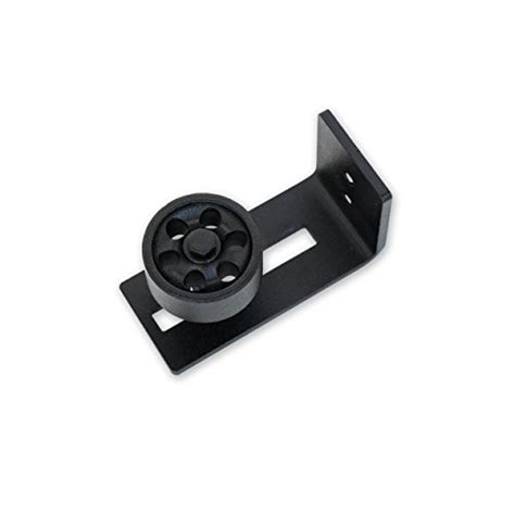Powder Coated Bottom Guide Stay Roller For Barn Door Barn Door Stay Roller