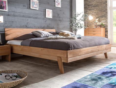 doppelbett schlafzimmer massivholzbett liano 200x200 kernbuche ge 246 lt doppelbett