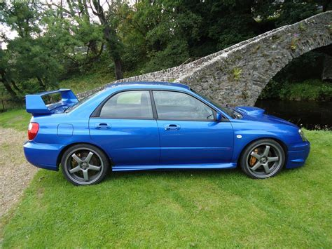 subaru impreza wrx sti for sale pistonheads used 2003 subaru impreza sti wrx sti type uk for sale in