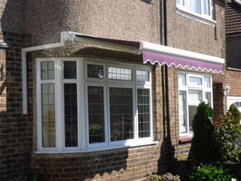Bay Window Awning by Recent Projects J P Sons Ltd