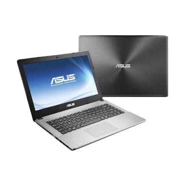 jual asus x441ua wx330t notebook black i3 7100u 4gb