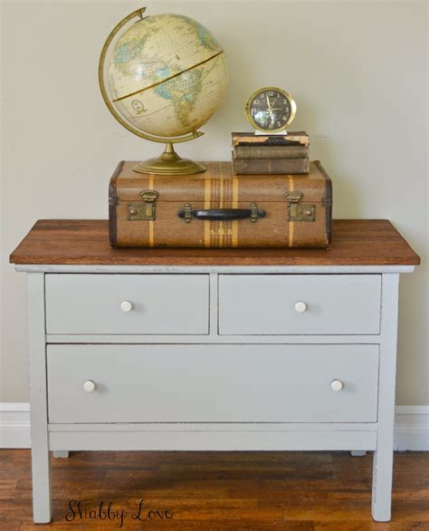 shabby the best thrift store furniture find