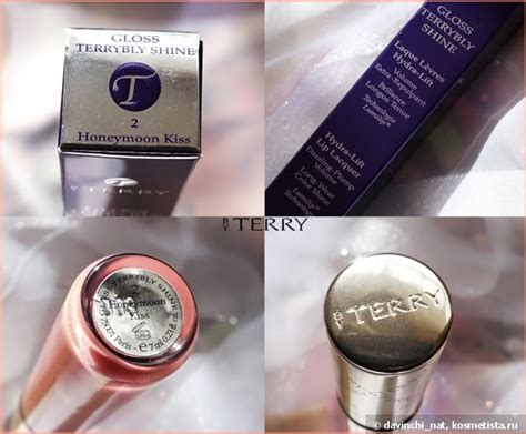 by terry gloss terrybly in honeymoon kiss alone on the lips by terry gloss terrybly shine hidra lift lip lacquer 2