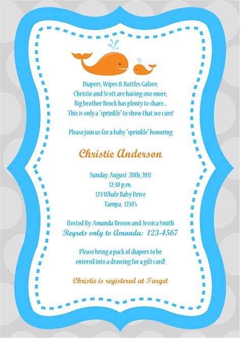 Baby Boy Shower Templates Invitations by Baby Boy Shower Invitations Wording Free Printable Baby