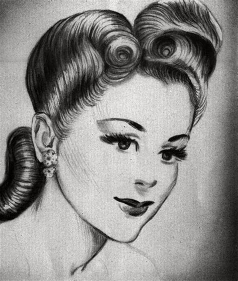 hairstyle facts from the 1940 hairstyles 1940s