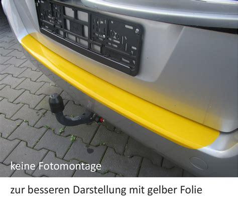 Folie Auto Ebay by Opel Zafira B Lackschutzfolie Ladekantenschutz Folie Auto