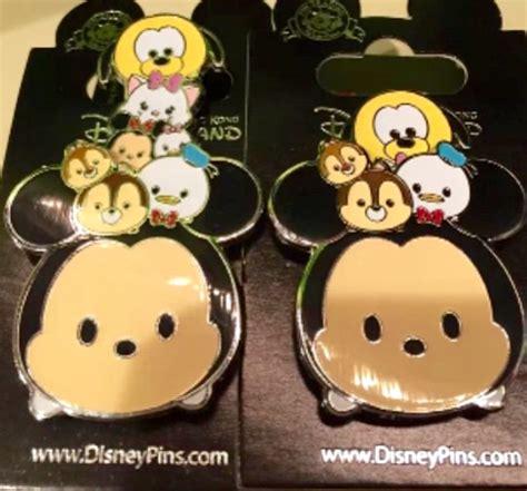 Custom Mickey N Friends Tsum Collection mickey mouse tsum tsum pin disney pins