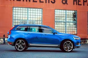 Ny Volvo Xc60 Nya Volvo Xc60 Med Ny Design Och Teknik Teknikens V 228 Rld