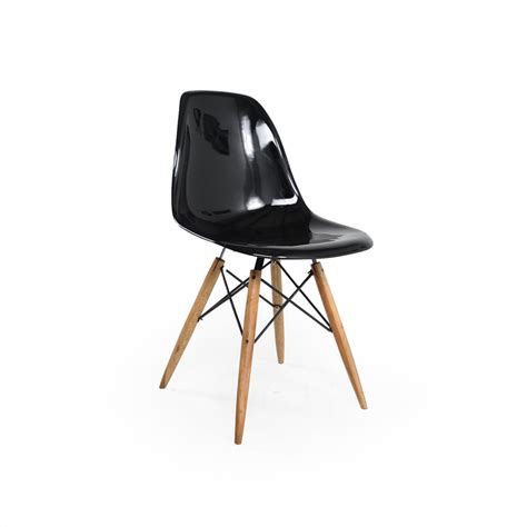 4 Black Dining Chairs Black Shell Dining Chairs Istage Homes