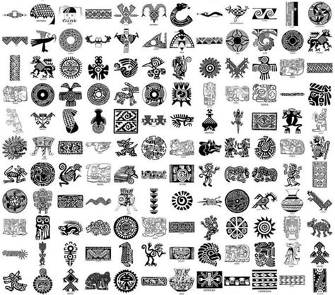 american indian patterns clipart 38
