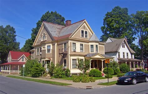 images of houses file houses at regent and caroline streets saratoga