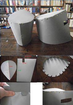 cardboard armour template the world s catalog of ideas