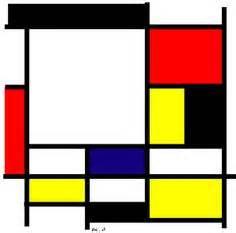 Mondrian on pinterest piet mondrian mondrian and de stijl