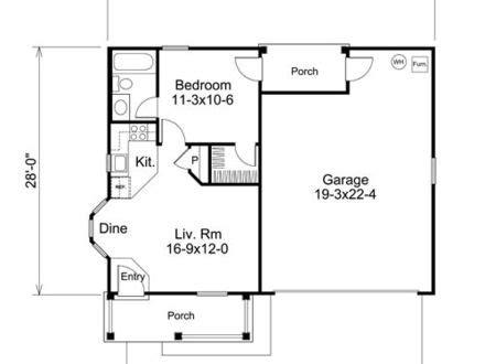 2 Bedroom Apartment Above Garage 3 Bedroom Floor Plans With Garage Mexzhouse