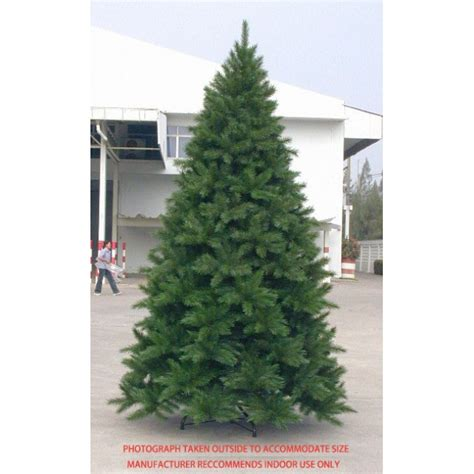 vienna spruce christmas tree green 3 05m artificial