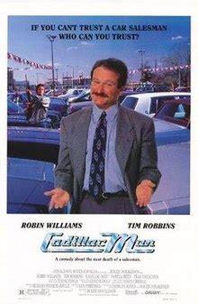 Robin Williams Car Salesman by Cadillac