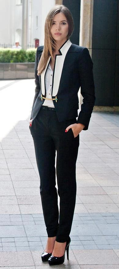 Fasbion Trends Black Professionals | 19 trends in blazers women s fashion 2013