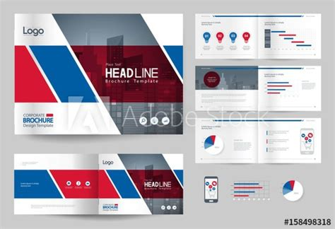 page layout design download business brochure design template and page layout for