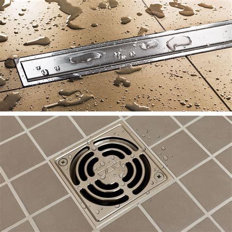 bathtub drain system shower system schluter com