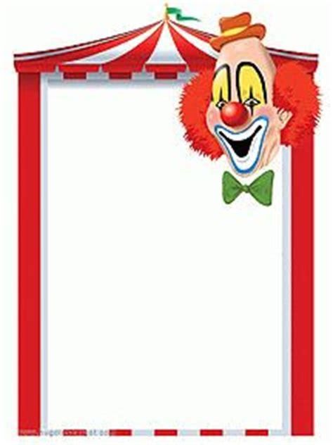 Decor Cirque A Imprimer by Accessoires Photobooth X16 Quot Clown Cirque Quot Autres