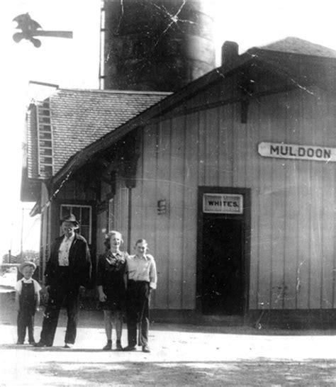 Muldoon Post Office by Muldoon