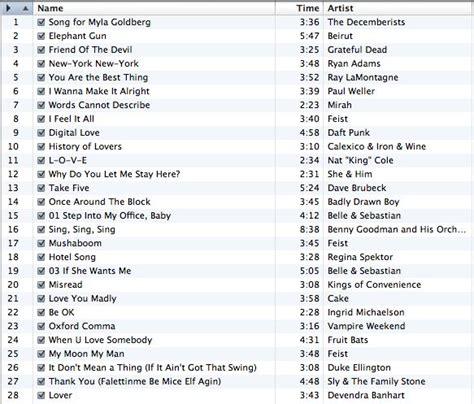 Wedding Playlist by Wedding Playlists I M Gonna Be His