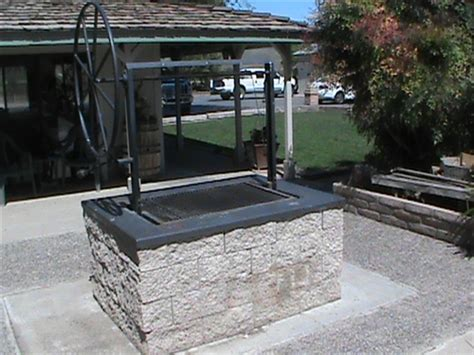 duty outdoor grill pit 64 quot x 48 quot